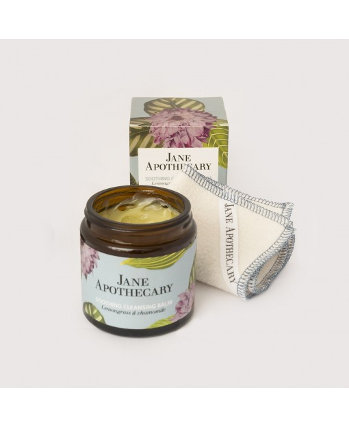 SOOTHING CLEASING BALM. BÁLSAMO LIMPIADOR, JANE APOTHECARY. 100ML