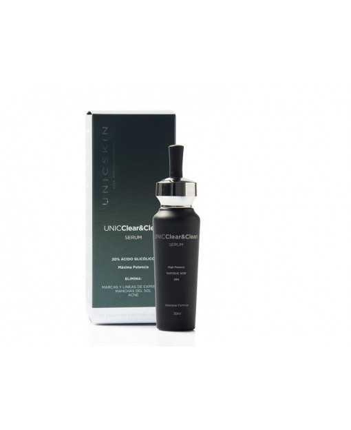 UNICCLEAR&CLEAN SERUM. 30 ML