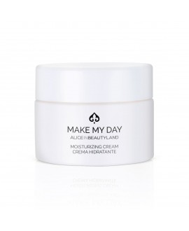 MAKE MY DAY. CREAMA HIDRATANTE ALICEINBEAUTYLAND. 50ML