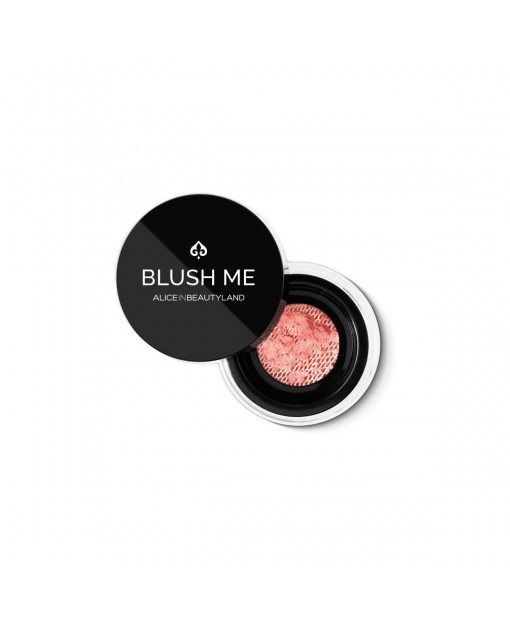 BLUSH ME. COLORETE MINERAL ALICEINBEAUTYLAND