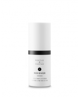 RECOVER EYE CREAM. CONTORNO DE OJOS. PESTLE&MORTAR, 15 ML