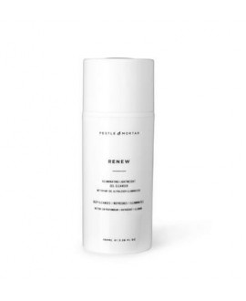 RENEW GEL CLEANSER. GEL LIMPIADOR. PESTLE&MORTAR, 100ML