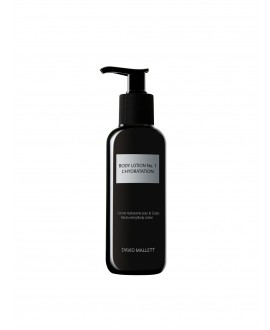 BODY LOTION Nº1 LA HIDRATACIÓN. DAVID MALLETT 250 ml