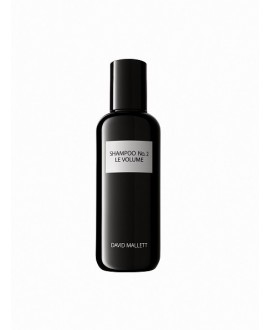 SHAMPOO Nº2. LE VOLUME. DAVID MALLETT. 250 ml