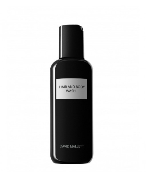 HAIR AND BODY WASH. DAVID MALLETT 250 ml