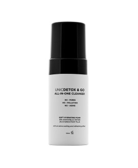 "UNICDETOX & GO ESPUMA INNOVADORA ""ALL-IN-ONE"" UNICSKIN 100 ML"