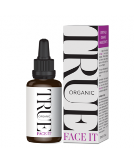FACE IT, SERUM ILUMINADOR 30 ML. True Organic of Sweden