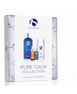 PURE CALM COLLECTION. IS CLINICAL