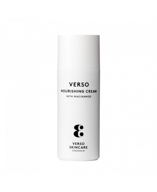 NOURISHING CREAM, VERSO SKINCARE. Crema Nutritiva 50 ml