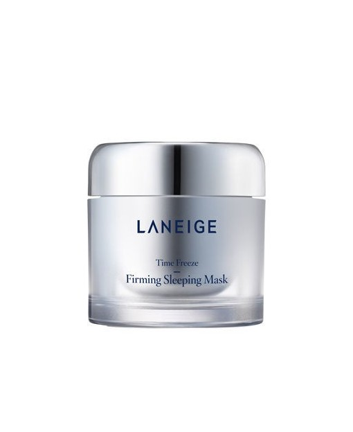 TIME FREEZE FIRMING SLEEPING MASK. LANEIGE, Mascarilla nocturna reafirmante. 60 ml