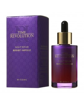 TIME REVOLUTION NIGHT REPAIR BORABIT AMPOULE 50 ML, Missha