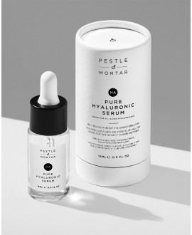 PURE HIALURONIC SÉRUM. PESTLE&MORTAR. 30ML