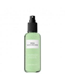 EAU DE COCOMBRE FRESH, 150 ml. Agua hidratante de pepino, David Mallett