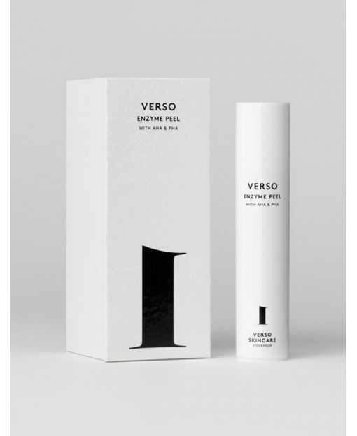 ENZYME PEEL, 50 ML Verso Skincare