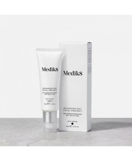ADVANCED DAY TOTAL PROTECT, SPF 30, 50 ml. Medik8