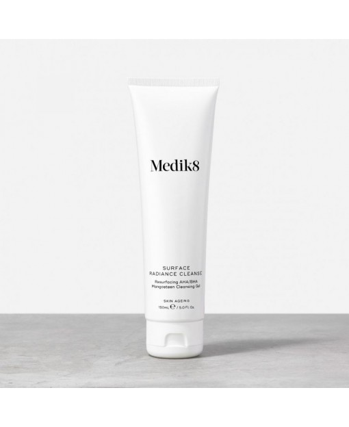 SURFACE RADIANCE CLEANSE, 150 ml Medik8