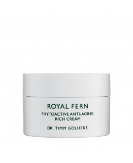 PHYTOACTIVE ANTI-AGING RICH CREAM. 50ml Royal Fern