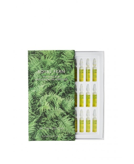 PHYTOACTIVE ANTI-OXIDATIVE AMPOULES. 15X2ml  Royal Fern