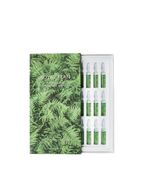 PHYTOACTIVE SKIN ILLUMINATING AMPOULES, 15X2ml Royal Fernmpoules