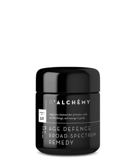 CREMA ANTIEDAD MULTI-FUNCION ANTIMANCHAS. 50 ml D'Alchémy