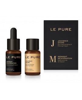 THE STARTER SET. Jouvenance Divine + Midnight Rejuvenation 15mlx2 LE PURE