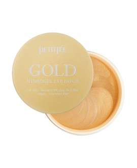 GOLD HYDROGEL EYE PATCH. 60 UNID. Petitfee