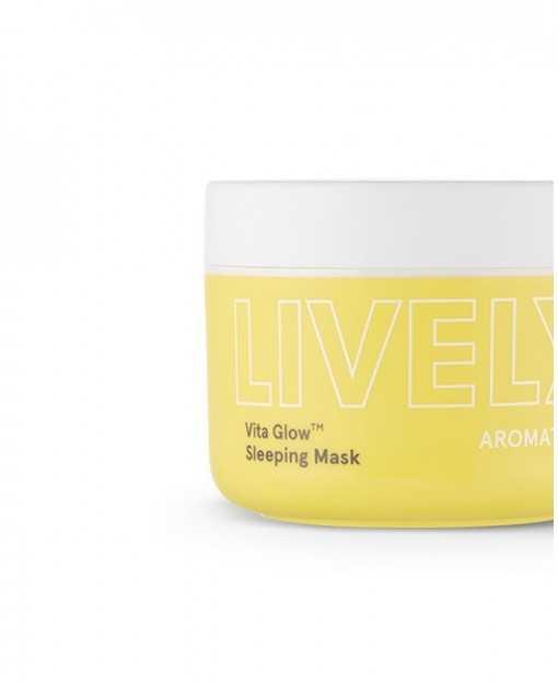 VITA GLOW SLEEPING MASK, 100 gr. Aromatica