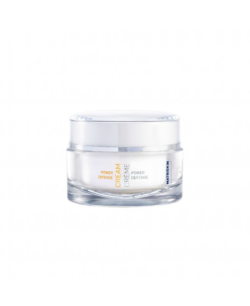 CREMA POWER DEFENSE. 50 ml. Matriskin