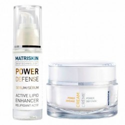 CURA POWER DEFENSE, Serum 30ml + crema50 ml. Matriskin