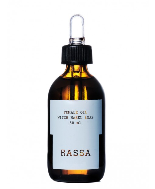 FEMALE OIL (Aceite femenino) 50ml. Rassa Botanicals