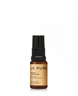 VELVET HYDRATION. LE PURE. HIDRATANTE. 100 ML