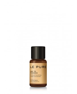 WAY TO RADIANCE. LE PURE. CREMA NUTRITIVA. 50 ML