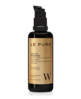 LE PURE. WAY TO RADIANCE. 15ml/50 ml