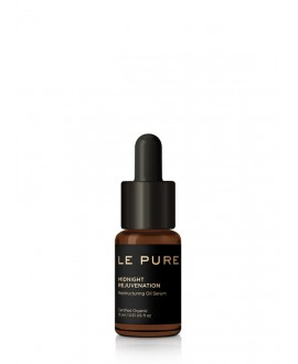 MIDNIGHT REJUVENATION. LE PURE. SUERO DE ACEITE. 50 ML