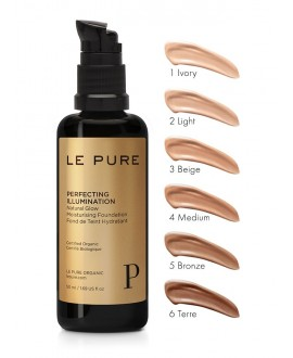 LE PURE. PERFECTING ILLUMINATION. 50 ML