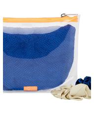 AQUIS CLASSIC BLUE LISSE D'AIR-Turbante Ligero Edic. Limitada