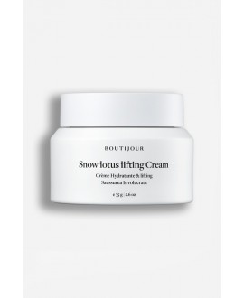 SNOW LOTUS LIFTING CREAM, 75gr, Botijour
