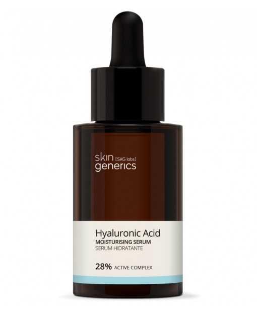 SERUM HIDRATANTE DE ÁCIDO HIALURÓNICO, 30ml Skin Generics