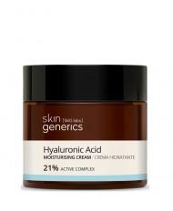 CREMA HIDRATANTE CON ÁCIDO HIALURÓNICO, 50ml Skin Generics