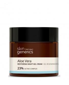 GEL REGENERADOR DE NOCHE CON ALOE VERA, 30ml Skin Generics