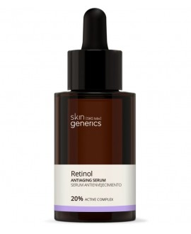 SERUM ANTIENVEJECIMIENTO CON RETINOL , 30 ml Skin Generics