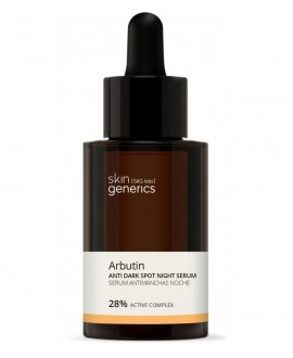 SERUM ANTIMANCHAS AHA Y ARBUTINA, 30ml Skin Generics