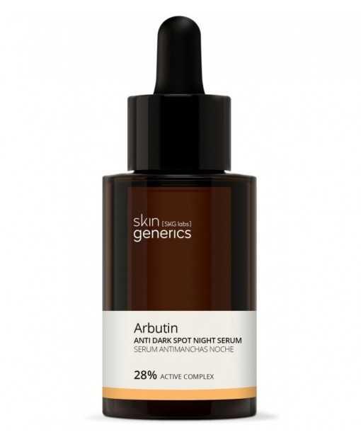 SERUM ANTIMANCHAS AHA Y ARBUTINA, 30ml Skin Generics
