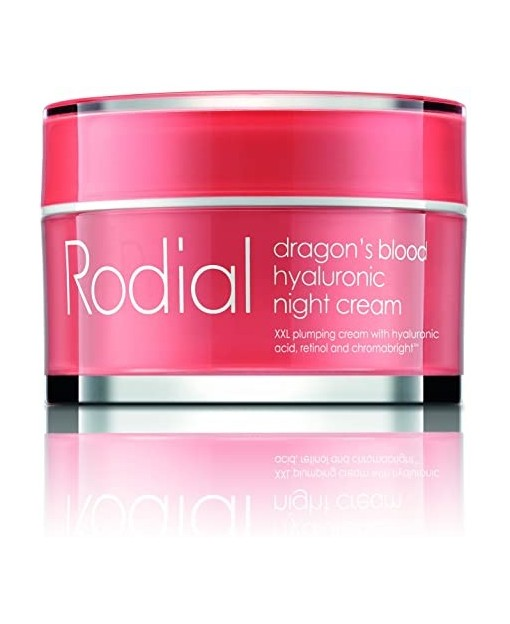 DRAGON'S BLOOD NIGHT HYALURONIC CREAM,, 50 ml Rodial