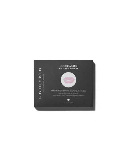 UNICCOLLAGEN VOLUME LIP MASK PACK 5x1, Unicskin