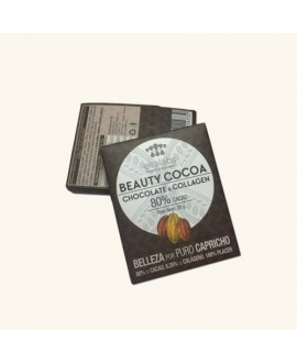 BEAUTY COCOA, Cacao al 80%