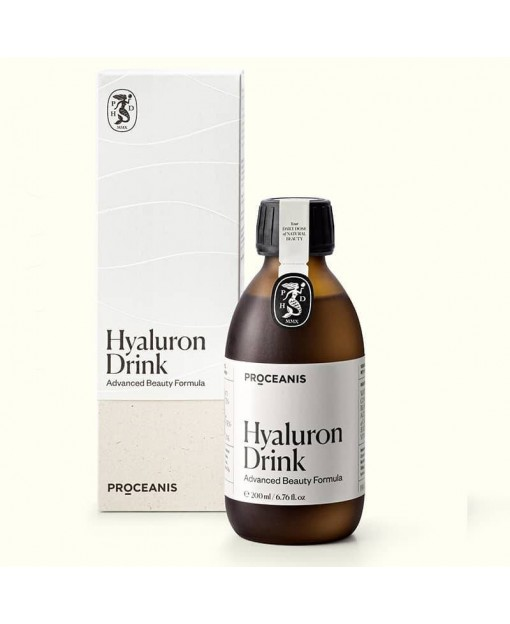 HYALURON DRINK, 200ml. Proceanis