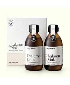 HYALURON DRINK, 2x200ml. Proceanis