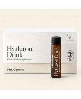 HYALURON DRINK 21X10ML Proceanis