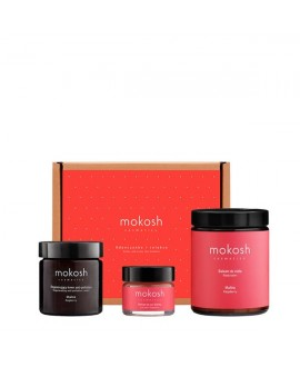 RASPBERRY DELIGHT FACE&BODY SET, Mokosh